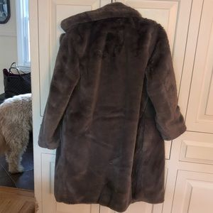 9cae908bf French Connection Jackets & Coats - NWOT French Connection Annie Faux  Shearling Coat